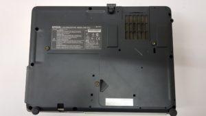 Donja strana Polovni projektora Epson emp 1810