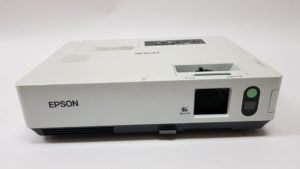 Prednja strana - projektor Epson emp 1810