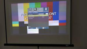 Polovni projektor OPTOMA ES555