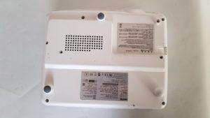 Polovni projektor BenQ MX525 - donja strana